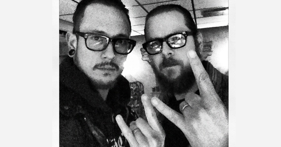 IHSAHN & TRIVIUM Vocalist Finally Working On New Black Metal Project
