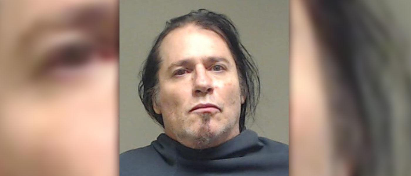 Former PANTERA & DAMAGEPLAN Sound Guy Arrested For Child Porn, Meth Possession